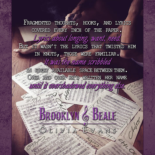 Brooklyn and Beale by Olivia Evans