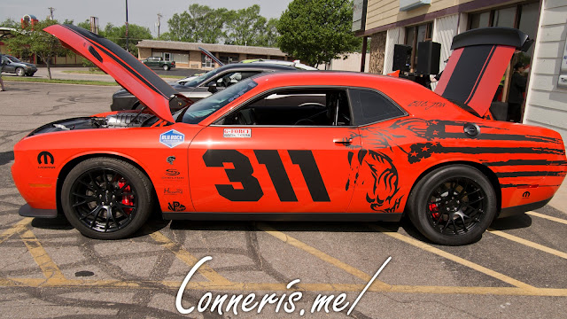 Big Jon Racing 311 Dodge Challenger Hellcat