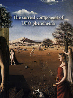 The surreal component of UFO Phenomena Cover