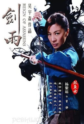 Sinopsis film Reign of Assassins (2010)