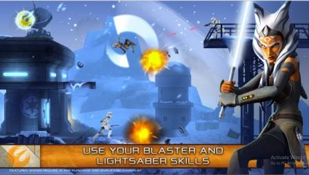 Game Action Petualangan Android Terbaik Star Wars MOD APK
