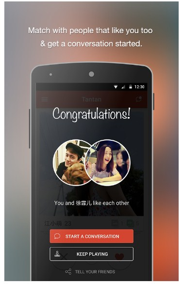 Tantan APK for Android (Date For Real) - Approm org Best