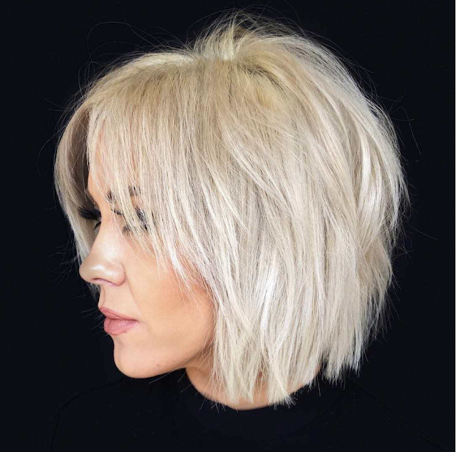 hairstyle 2019 female short hair