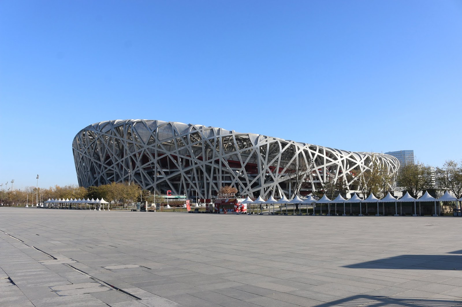 National Stadium Bird's Nest Beijing