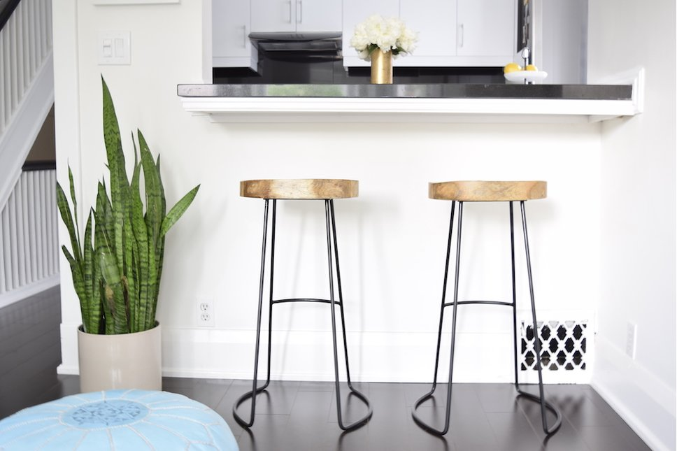 This style of bar stool is one of the most universal designs. It is both light and industrial and the wood seat is considered to be comfortable. & Decorated Mantel: How To Choose The Right Bar Stools islam-shia.org