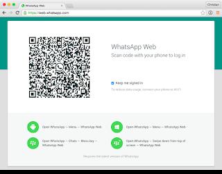 como utilizar whatsapp en el pc
