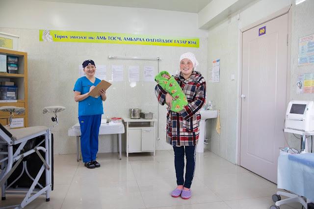 UNICEF Mongolia