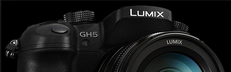 Возможный вид Panasonic Lumix GH5
