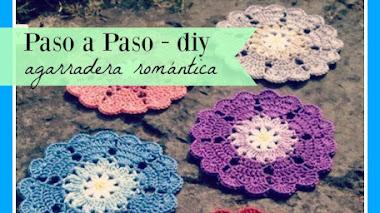 Mandala crochet / DIY