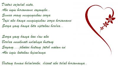 5 Puisi Cinta Romantis Menyentuh Hati