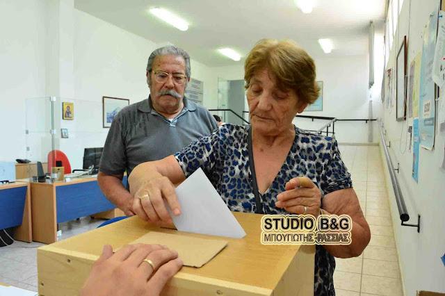 Δημοτικές εκλογές με απλή αναλογική