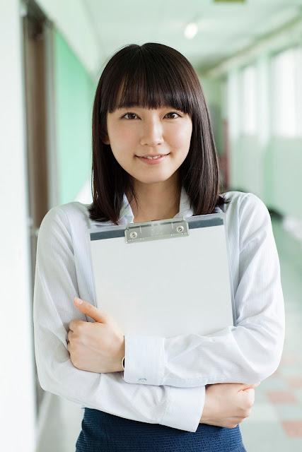 Riho Yoshioka 吉岡里帆 Sensei Shonichi Images 07