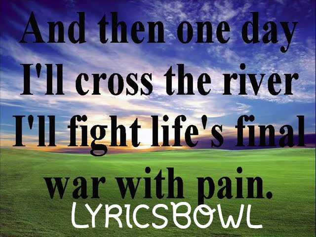 Because He Lives Lyrics - Kristin Chenoweth | LyricsBowl
