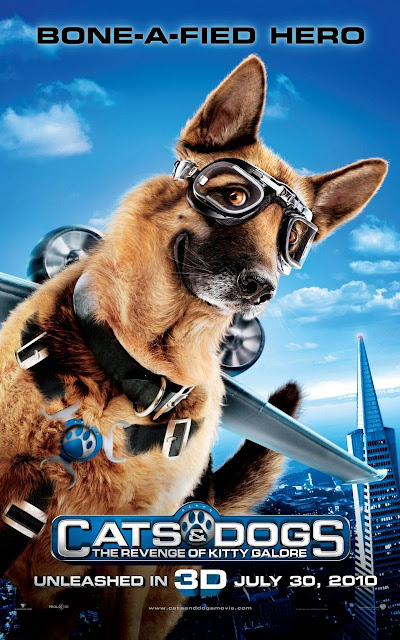 Cats & Dogs: The Revenge of Kitty Galore สงครามพยัคฆ์ร้ายขนปุย ภาค 2