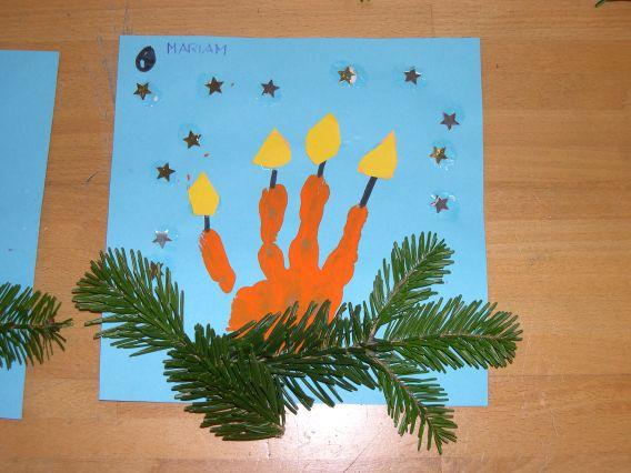 Mamamisas Welt......: Kerzen In Der Weihnachtszeit