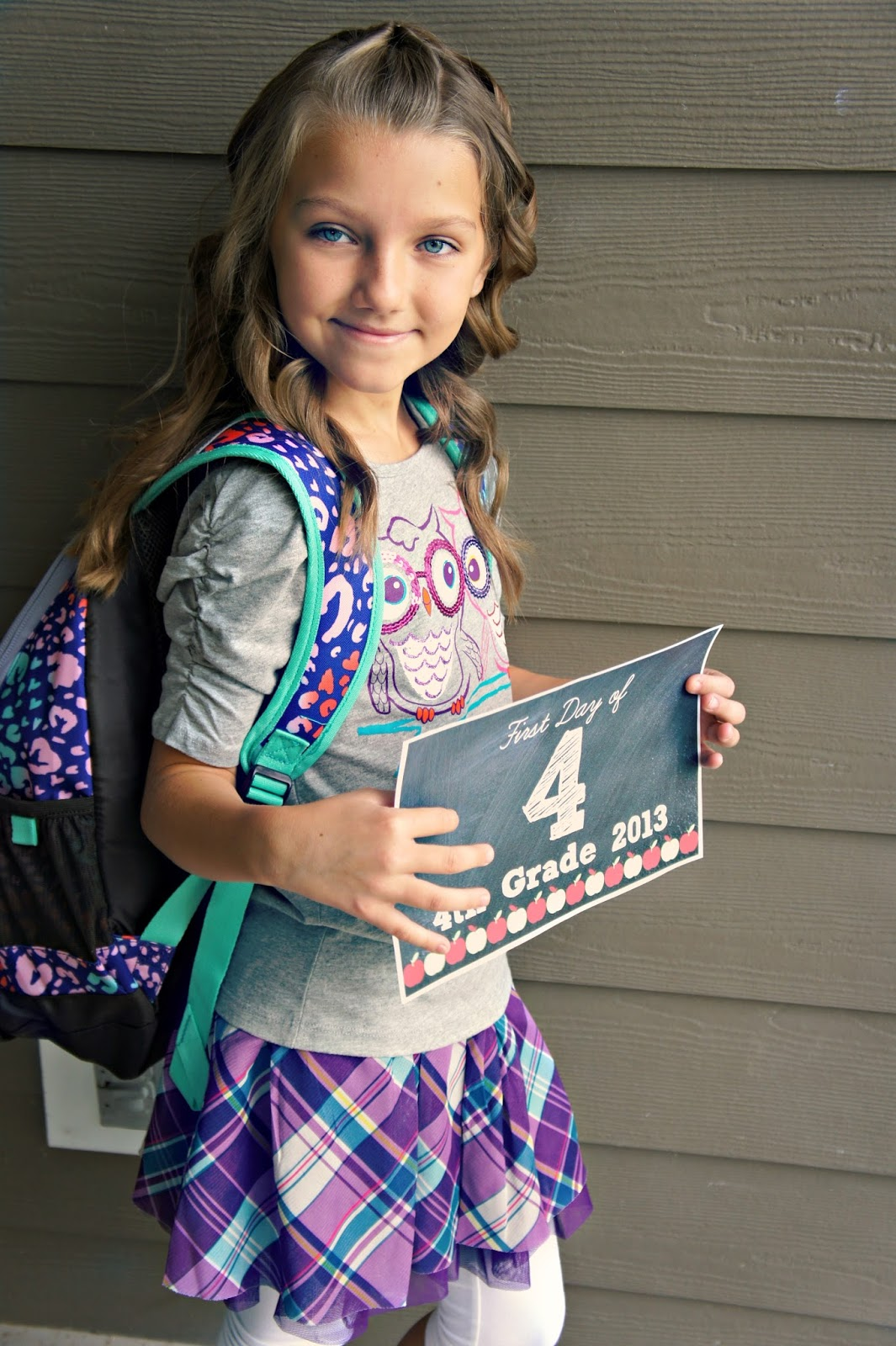 First Day Of School First Day Of School Outfits For 4th Grade