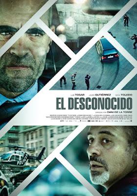 """""""El desconocido"""" (Dani de la Torre, 2015)"""