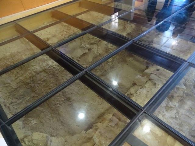 Restos arqueológicos Zahara