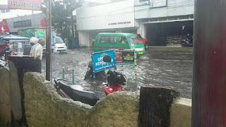 Banjir Di Bandung Meluas