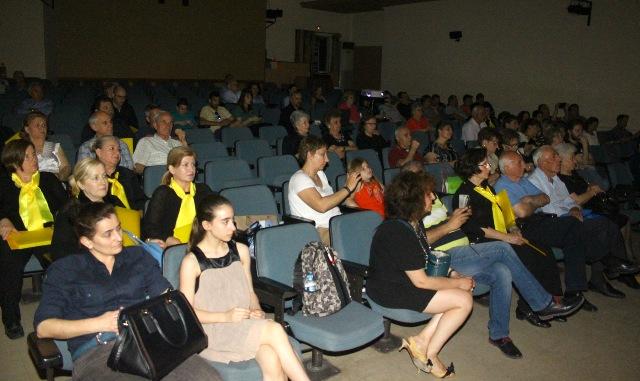 Εκδήλωση μνήμης για τη Γενοκτονία από τους Συλλόγους Ποντίων της Λάρισας