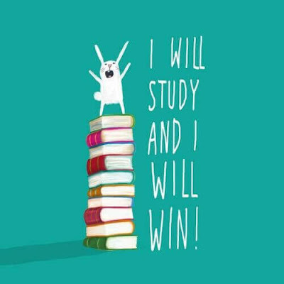 study week, study last minute