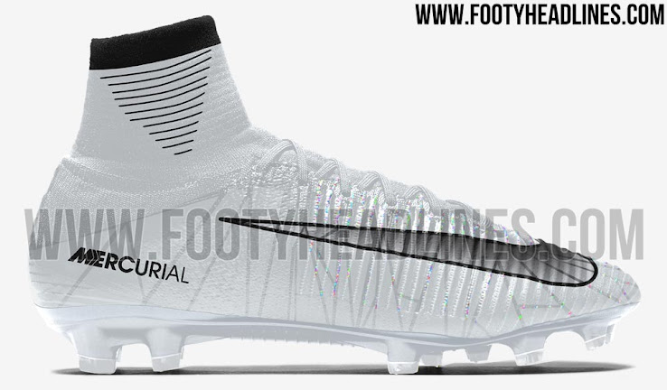 cd477e30376 Espectaculares nuevas botas para el mayor diamante de Nike: CR7