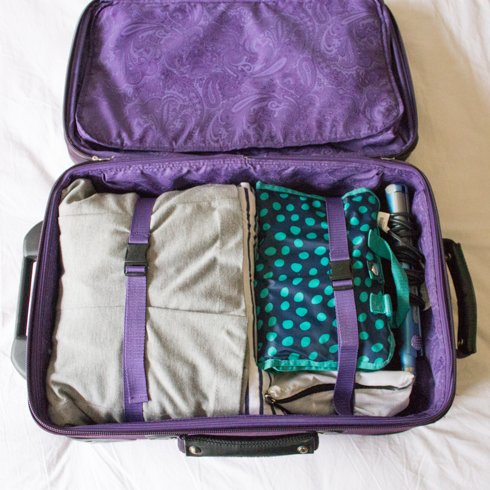 How to pack your carry on