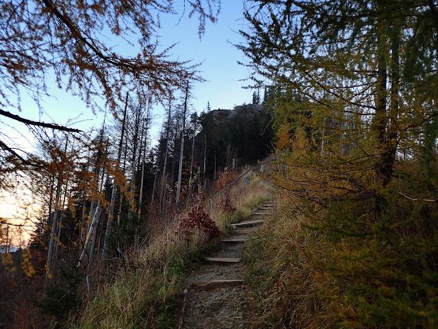 Tatry w wydaniu jesiennym