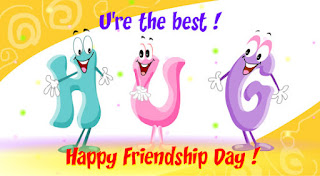Friendship day 2016 Image with Quote