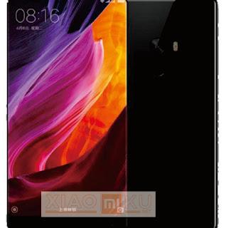 daftar xiaomi fingerprint - xiaomi mi mix