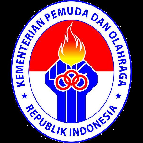 Logo Kementerian Pemuda dan Olahraga Republik Indonesia