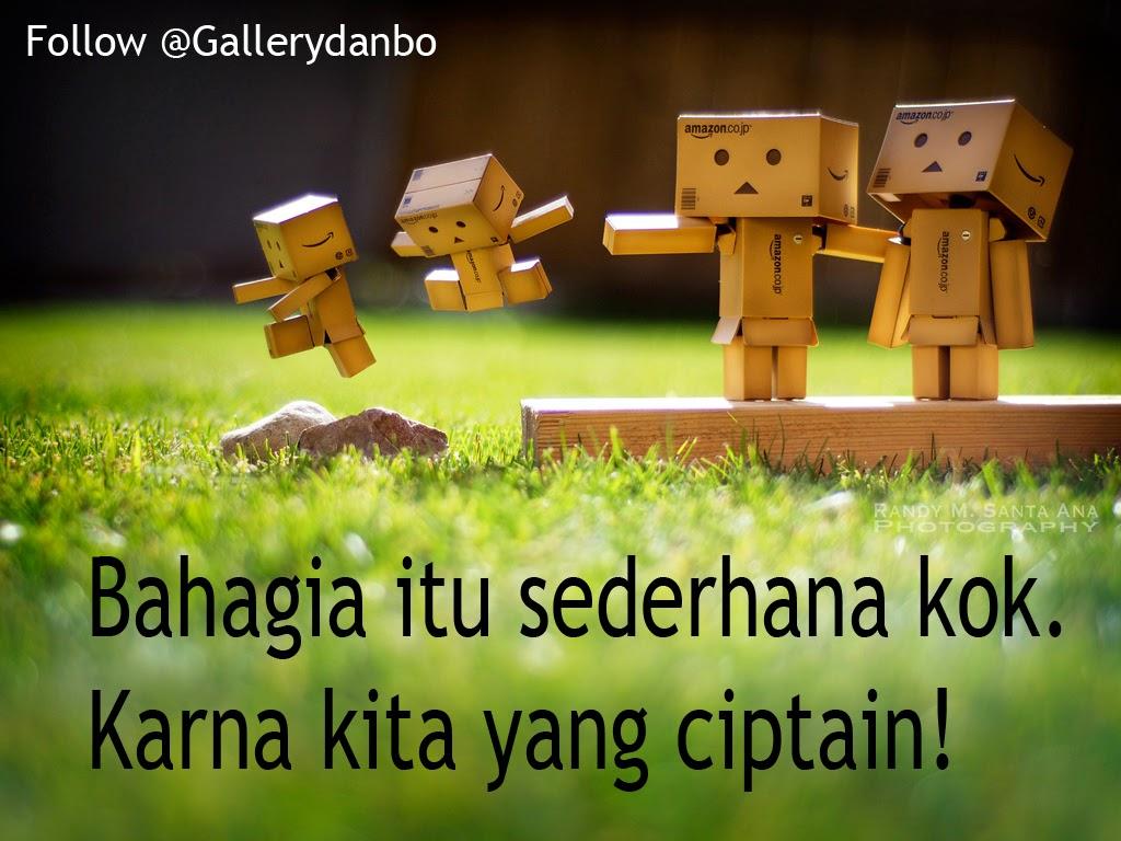 Si Danbo Kardus: Wallpaper Foto Danbo Galau Terbaru