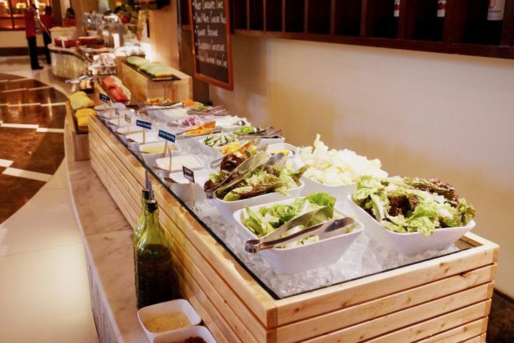 Cebu Eat All You Can Buffets Garden Cafe At Cebu City Marriott Hotel Kalami Cebu A