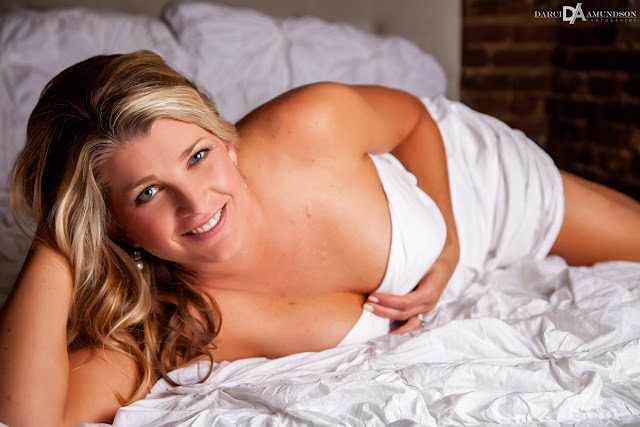 Boudoir photographer Denver