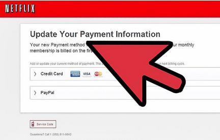 Credit card Generator for Netflix with zip code