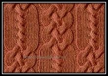 vyazaniespicami uzorispicami shemauzora arani 針織圖案 针织图案 編みパターン knittingpatterns 5