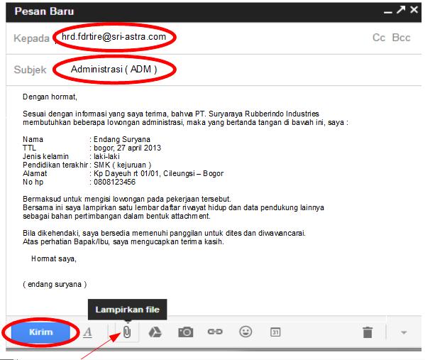 contoh-email-resmi-perorangan