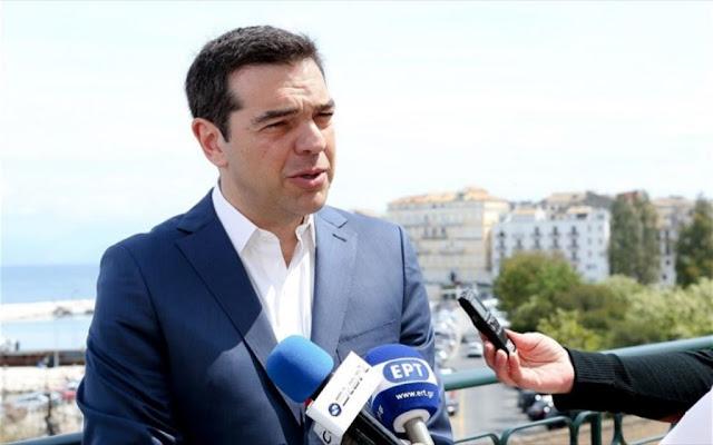 Απορρίπτει τα περί ανταλλαγής των στρατιωτικών ο Τσίπρας
