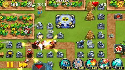 little commander 2 mod apk لعبة Little Commander 2 لعبة Little Commander 2 مهكرة كاملة للأندرويد