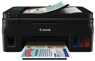 Canon G4500 Driver Free Download - Windows, Mac