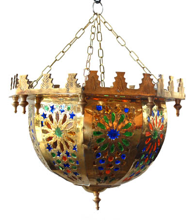 moroccan decor: moroccan lanterns and lamps part 8