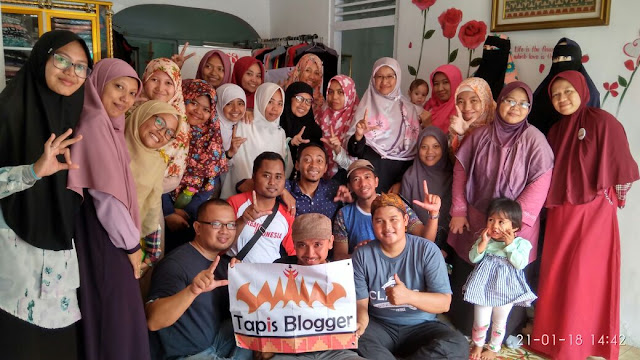Tapis Blogger Gathering 2