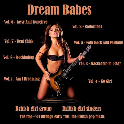 V.A.-  Dream Babes