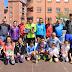 Atletismo | 200 adultos y niños participan en la Milla de Lutxana con triunfo de Othman Bougader