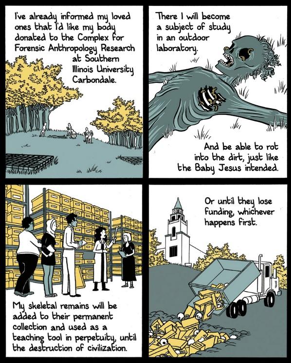 Blondie in the comic strip