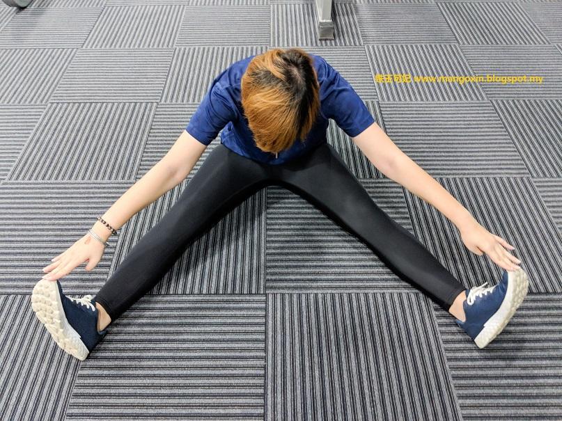 【合作邀约】Jonlivia Blaze Pants 爆汗裤 | 体验心得 | 运动裤