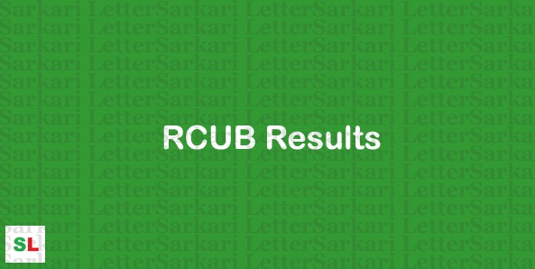 RCUB Results 2019