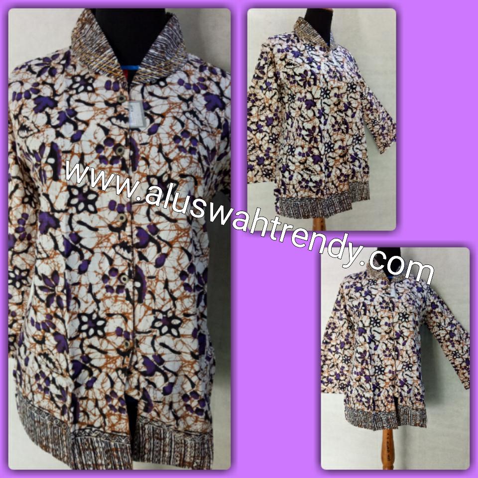 Blus Batik 012