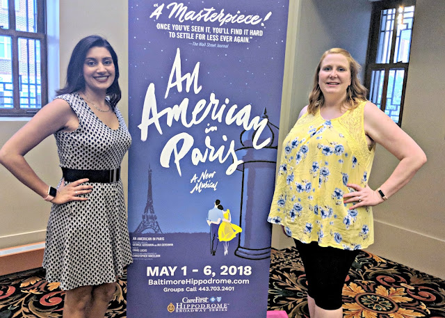American in Paris national tour