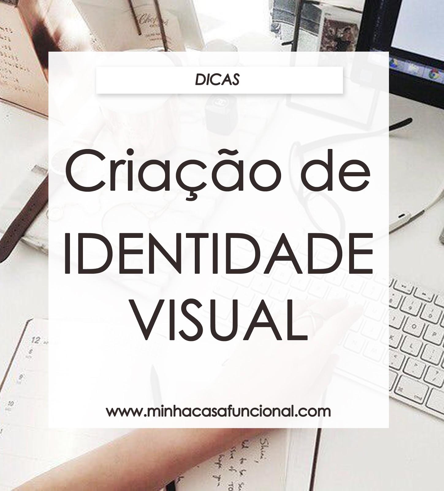 Criação de identidade visual